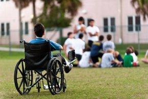 деца с увреждания
